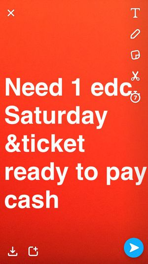 Edc tickets for Sale in Las Vegas, NV