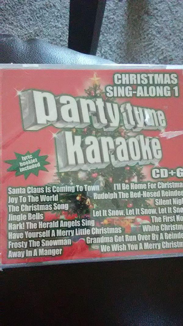Christmas Karaoke Cd.Christmas Karaoke Cd For Sale In Westfield In Offerup