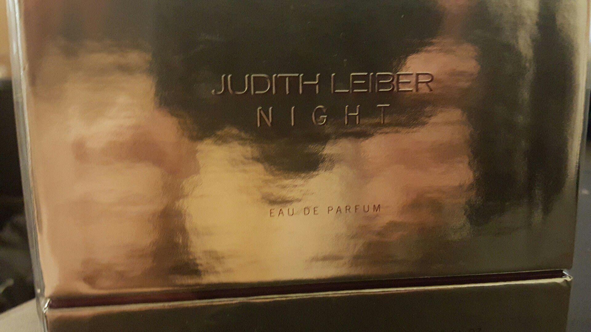 "Judith Leiber ""NIGHT"" Eau De Parfum 75ml 2.5 fl. oz."