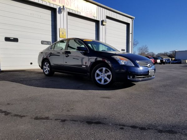 2007 Nissan Altima Hybrid (Cars & Trucks) in Salisbury, MD - OfferUp