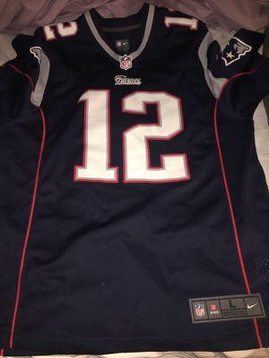 premium selection 575cb de122 Tom Brady jersey for Sale in Fontana, CA - OfferUp