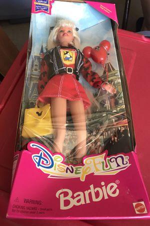 Disney fun Barbie for Sale in Clermont, FL
