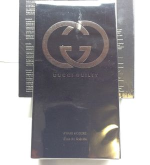 Gucci guilty men perfume for Sale in Washington, DC