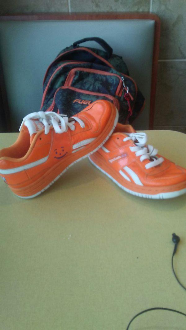 9d69128d9618 For Orange Shoes Reebok Sale Phoenix Az Kool Offerup Aid In Classic q5XXZwgI