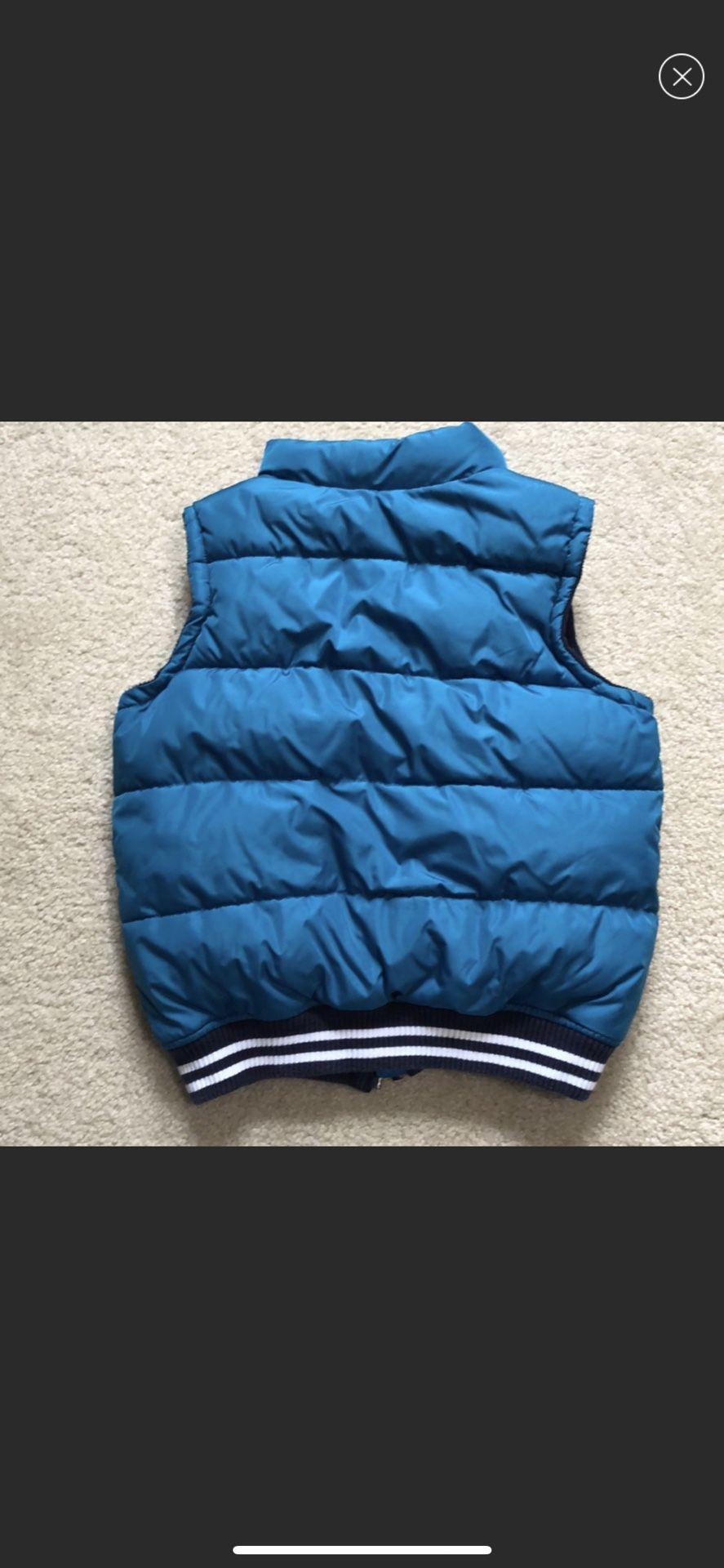 Gymboree Puff Vest
