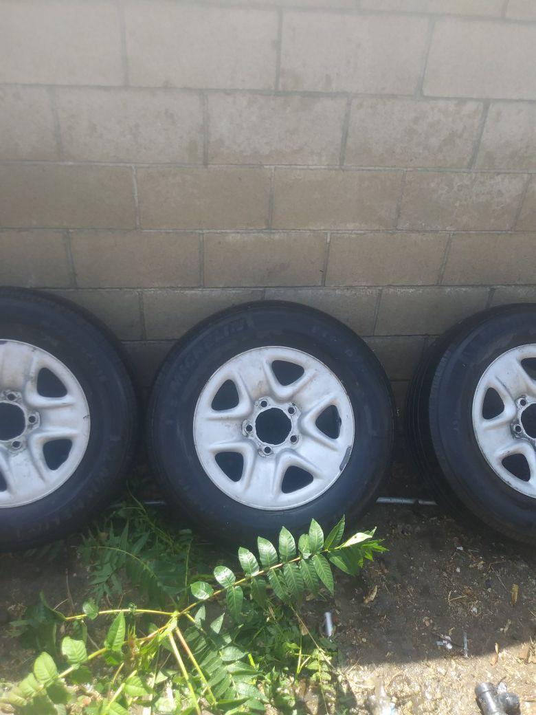 Tires n rims