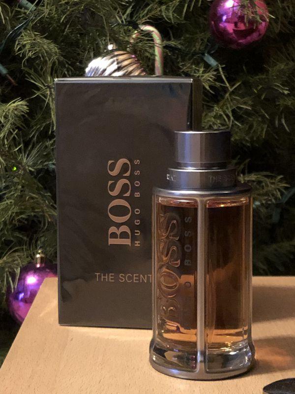 Blowout Hugo Boss Mens Boss The Scent Intense Eau De Parfum Spray