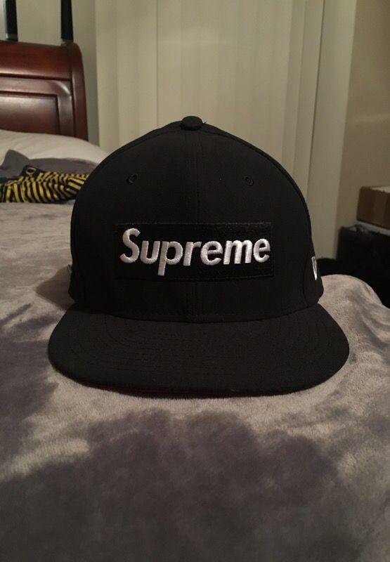 6f05171266f Supreme x New Era Cap Gore Tex Hat FW13 size 7 5 8 for Sale in El ...