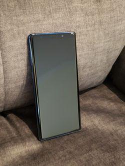 Samsung Note 9 Coral Blue 128 Gb Unlocked Thumbnail