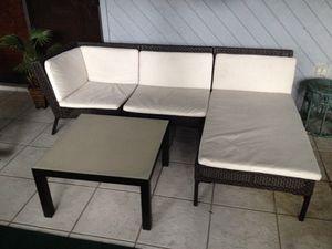 Ikea Ammero Patio Furniture Table For