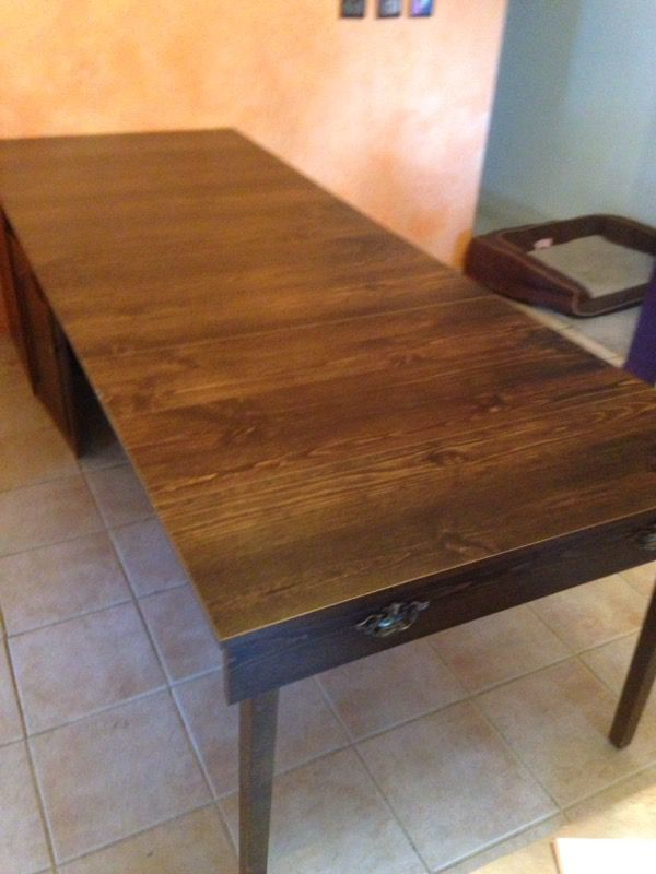 Expando Matic Vintage Saginaw Buffet Into Full Table For In Naperville Il Offerup