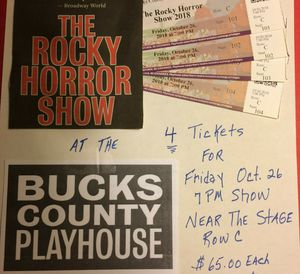 Tickets for Sale in Perkasie, PA