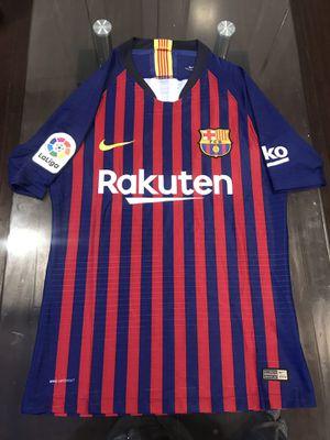 FC Barcelona player Version no name for Sale in Sterling, VA