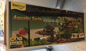 20 gallon aquatic tank for Sale in Scottsdale, AZ