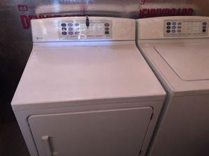 Photo GE Profile Washer/Dryer