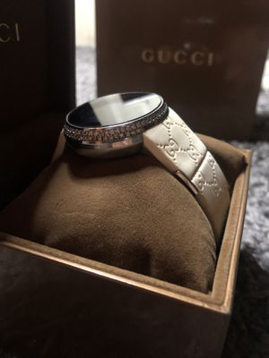 Photo Real Women's Diamond Gucci Watch