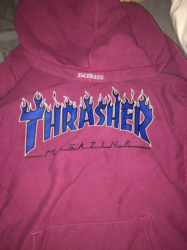 ee9dc784f54a SUPREME X TRASHER HOODIE for Sale in Irvine