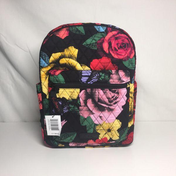 4723e3bb93 Vera Bradley Havana Rose Small Leighton Backpack for Sale in Colton ...