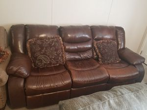 New and Used Leather sofas for Sale in Houston, TX - OfferUp