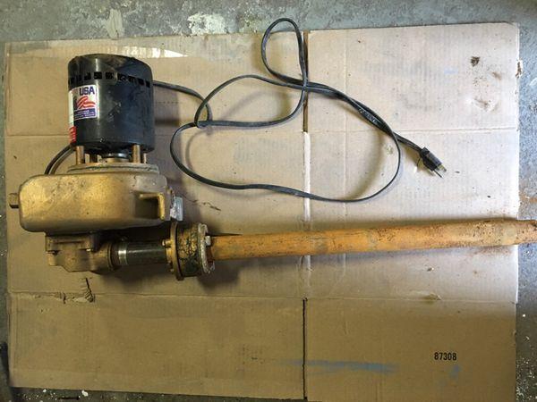 Shellback Sump Pump For Sale In Oak Park Mi Offerup