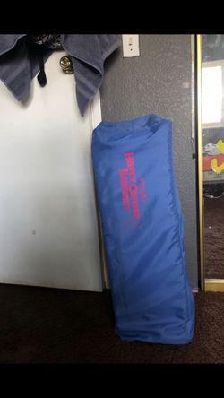 Happy camper baby bassinet Thumbnail