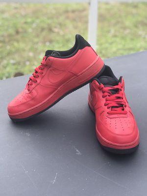 Nike AF1-82 Men's Size 10 Red/Black for Sale in Lehigh Acres, FL