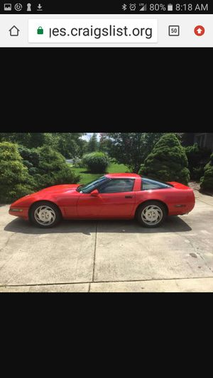 New and Used Chevy corvette for Sale in Clinton, MD - OfferUp
