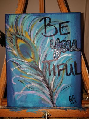 BeYouTiful painting for Sale in St. Louis, MO