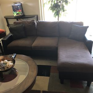 Sectional no rips or tears (Sofa only for sale) for Sale in Forest Heights, MD