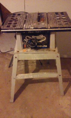 Delta shop master saw for Sale in Columbus, OH
