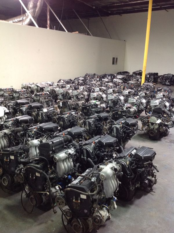 JAPANESE ENGINE IMPORTED DIRECTLY FROM JAPAN BY JDM ARIZONA INC for