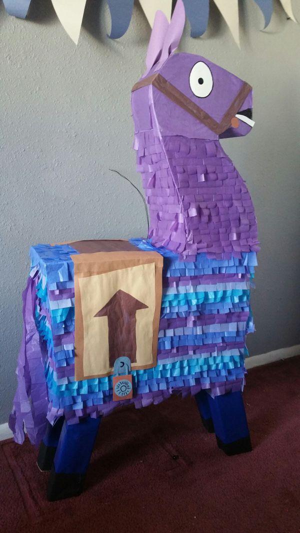 Fortnite llama piñata for Sale in Las Vegas, NV - OfferUp