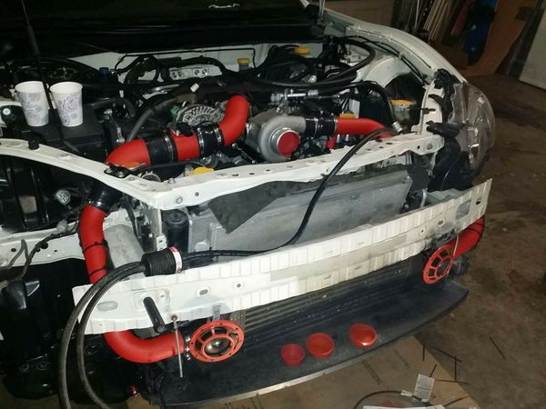 Jackson racing supercharger c30 brzout frs gt86 for Sale in Moreno Valley,  CA - OfferUp