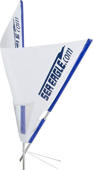 New QuikSail Universal Sail for Kayaks for Sale in Washington, DC