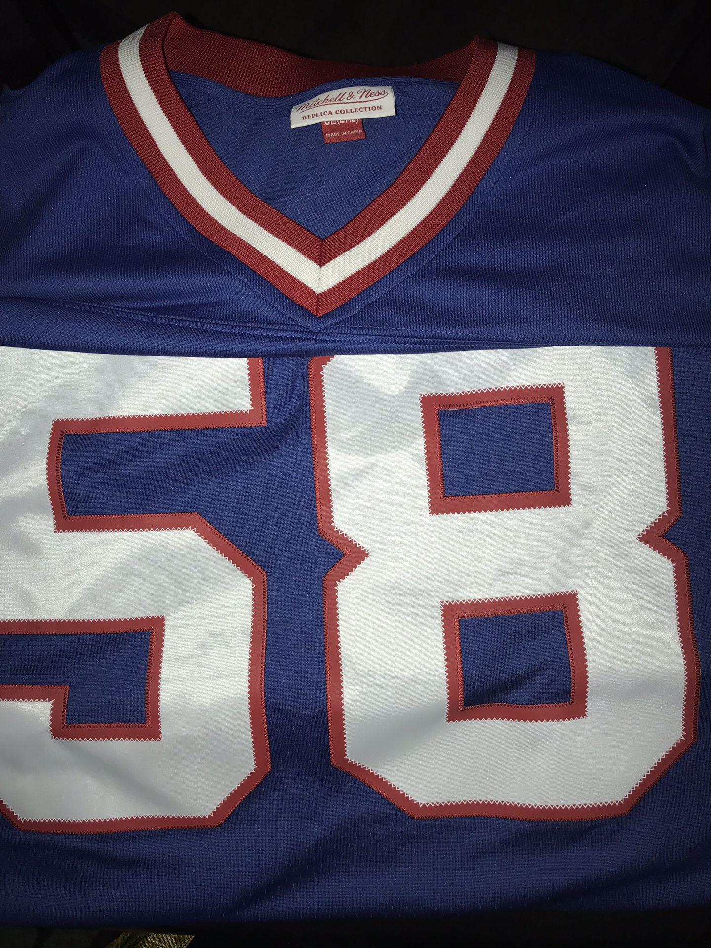 New York Giants Jersey 2x
