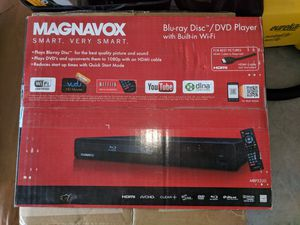Magnavox MBP5320F WiFi Blu-ray DVD for Sale in Cary, NC