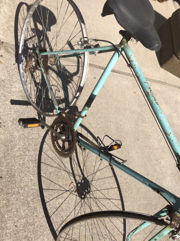 Vintage Seafoam Green Schwinn Bike Frame for Sale in Los Osos, CA ...