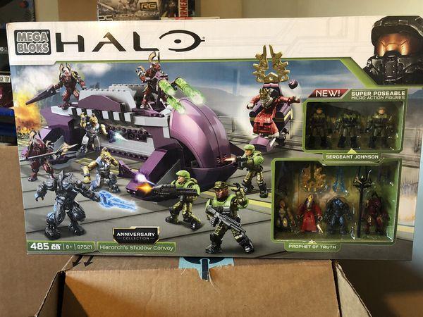 Halo Mega Bloks Hierarch's Shadow Convoy for Sale in San Jose, CA - OfferUp