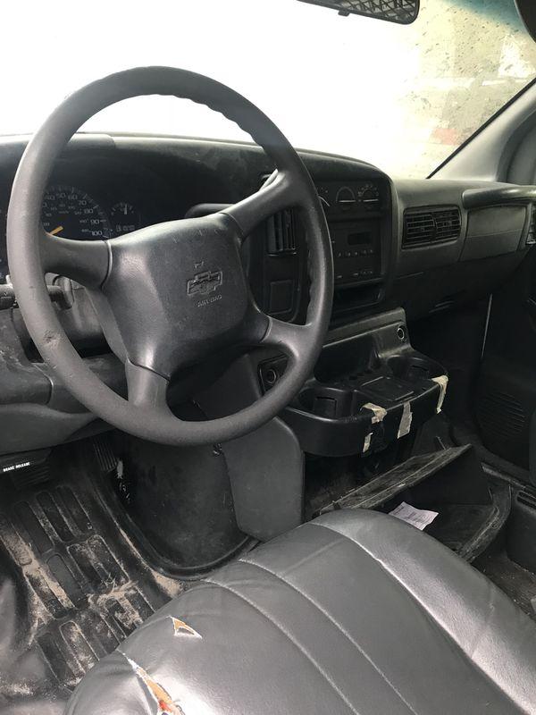 2002 Chevrolet express cargo van 3500 for Sale in Sarasota, FL - OfferUp