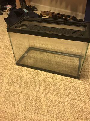 10 gallon tank for Sale in Huddleston, VA
