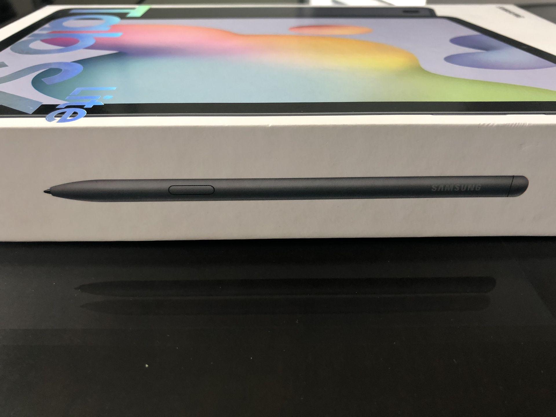 Samsung 10.4 inch Galaxy Tablet S6 Lite w/ Pen - OXFORD GRAY.