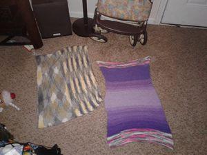 handmade blankets for Sale in Douglasville, GA