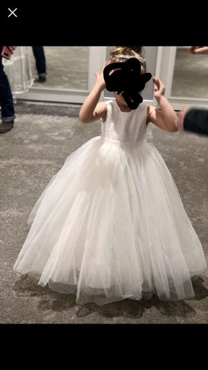 New And Used Flower Girl Dresses For Sale In Dublin Oh