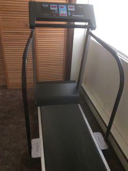 PaceMaster SXPRO Soft Step Treadmill Thumbnail
