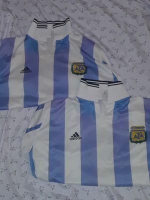 2 Adidas Jerseys (Argentina) for Sale in Manassas, VA