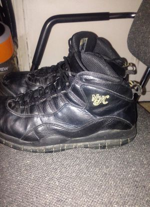 "Air Jordan Retro 10 ""NYC"" for Sale in Roseville, MI"