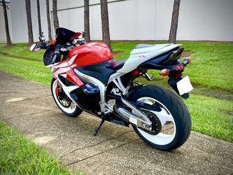 2012 Honda CBR 600RR Thumbnail