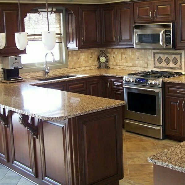 Custom made kitchen cabinet. Queens, NY