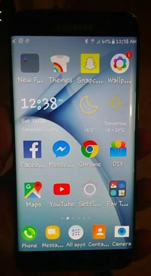 Samsung Galaxy S7 Edge for Sale in Gladys, VA