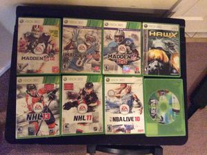 Xbox 360 games $5 each for Sale in Los Angeles, CA
